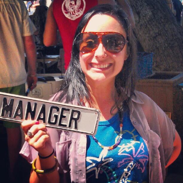 Vendor Manager Natalie new office décor?.