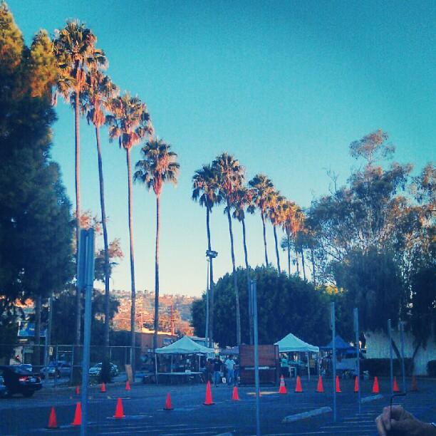 Good Morning LA!! #Melrosetradingpost #fleamarket