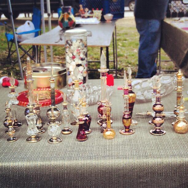 Antique potion bottles. #bottles #glass #MelroseTradingPost #fleamarket #antique #vintage