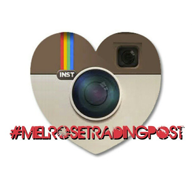 Today marks the beginning of our #instagram #contest!! Take photos in our newly expanded food court and tag #Melrosetradingpost to enter. The winner will receive a $100 gift certificate to shop in the @MelroseTrdgPost!