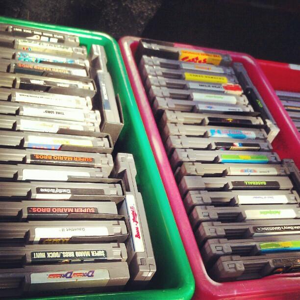 Who needs retro Nintendo games? R2 #videogame #retro #Melrosetradingpost #fleamarket