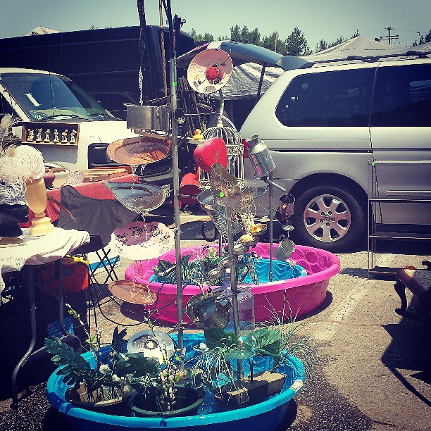 We are amazed by these handmade fountains in B88!!