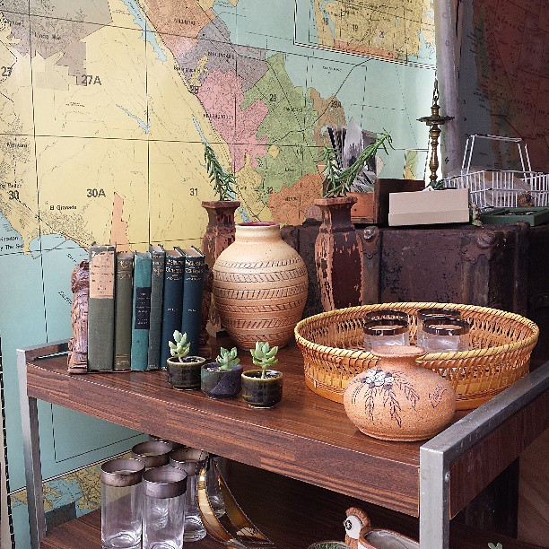 @disregarden always makes their booth look so worldly! They are in B92 today.