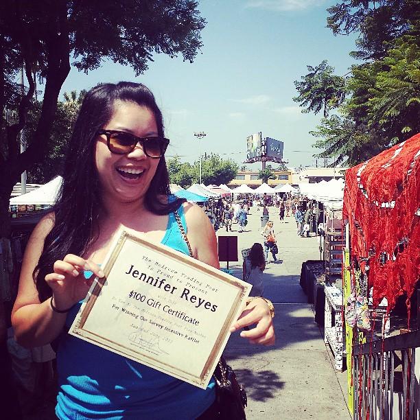 raffle winner certificate