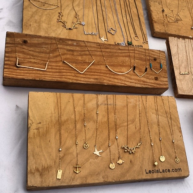 Have you seen @LeolaLace Jewelry in B89? We love it! #MTPfairfax