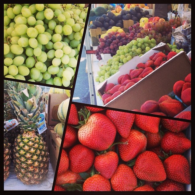 FARM to MTP to TABLE!We've a whole selection of fresh produce out today, come by and get in on it!