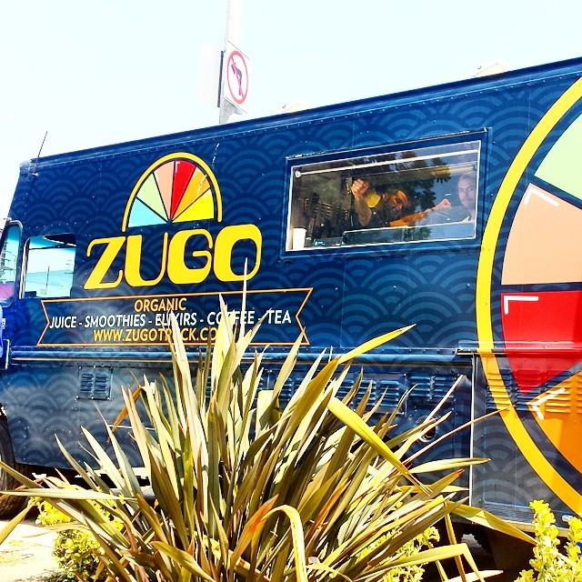 We hope you've stopped by the @ZugoTruck at our #Melrose entrance for delicious beverages! #MTPfairfax