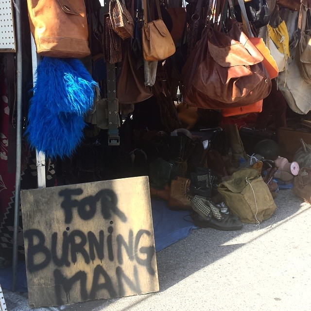 Thank you LA for another HOT #SundayFunday at #MTPfairfax! FYI Vladimir in B107 is one of many vendors hooking it up with #BurningMan accessories.