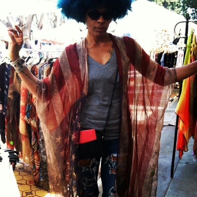 Good Morning LA!It's time to get your thrift on at #MTPfairfax.  This #Regram is from @ladeadley in G28.