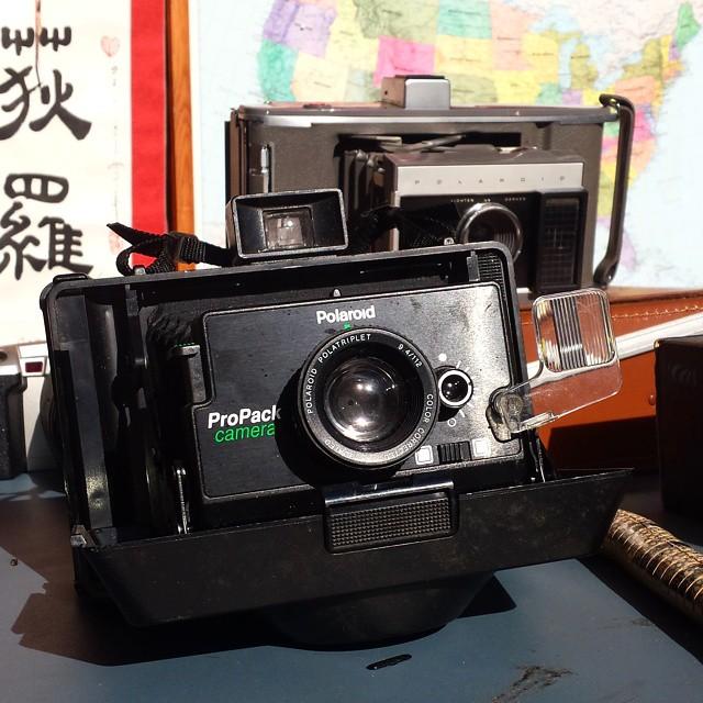 We Love Finding Vintage Cameras in the Market!  #MTPfairfax