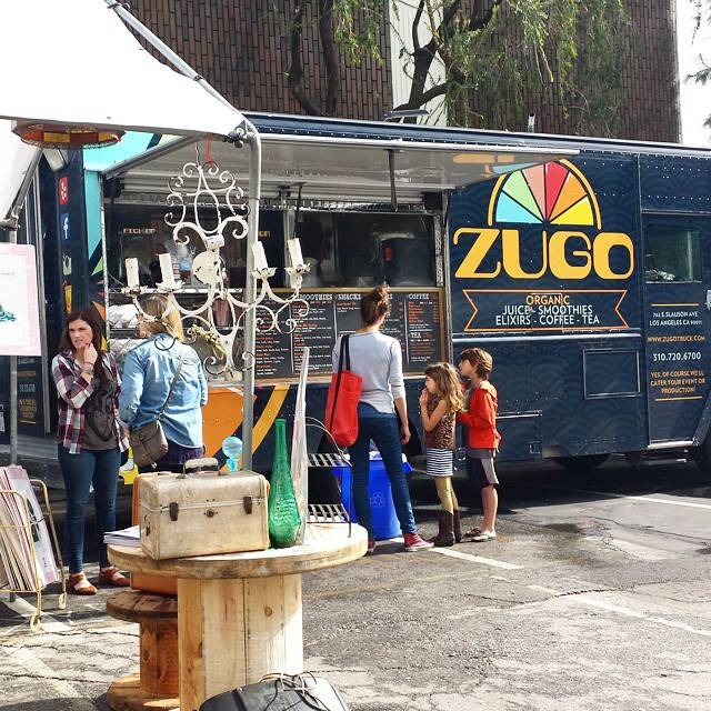 For those looking for a healthy beverage, our friends, @zugotruck are in Y4A! #yum #MTPfairfax