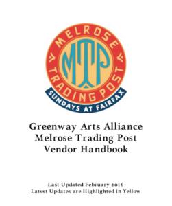 Vendor Handbook Cover Photo