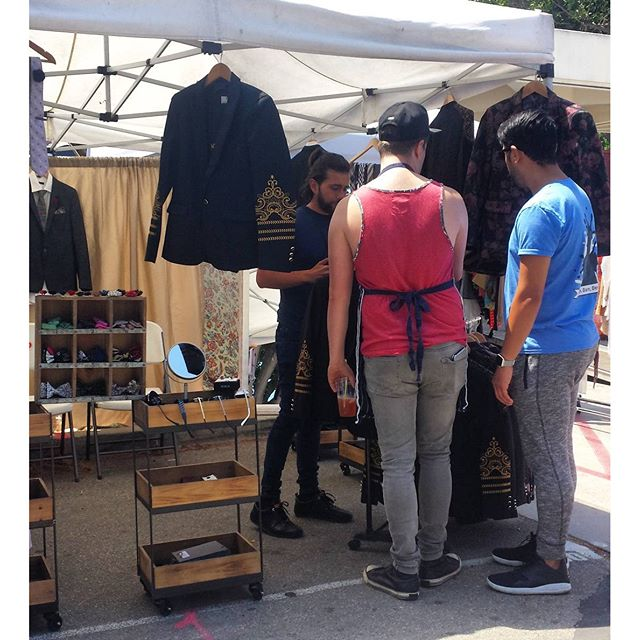 We love that @Lordandanimal brings cutting edge designs to the men of this market! #LordandAnimal #MTPFairfax #Shoplocal