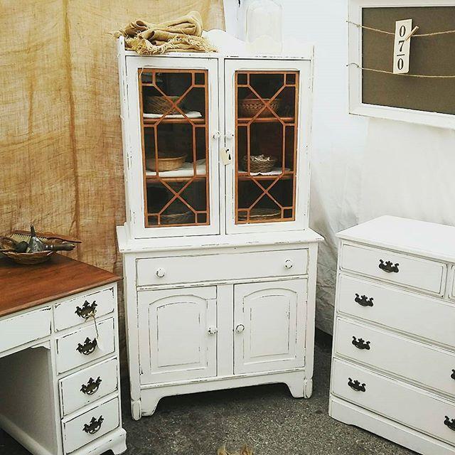 The good folks from @antiguashabbychic have fun #ShabbyChic furniture in B118! #antiguashabbychic  #mtpfairfax #homedecor #shoplocal #homesweethome