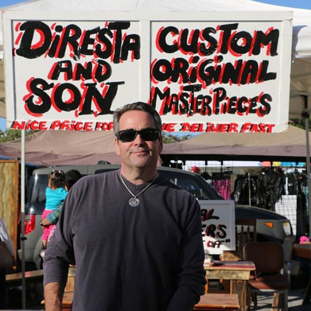 Come see longtime vendors like custom furniture builders Diresta and Son's in action in B107! #PeopleofMTP  #MelroseTradingPost #LAWeekly #DirestaandSon #mtpfairfax #melrose #fairfax #losangeles #california #fleamarket #makers #handmadeinla