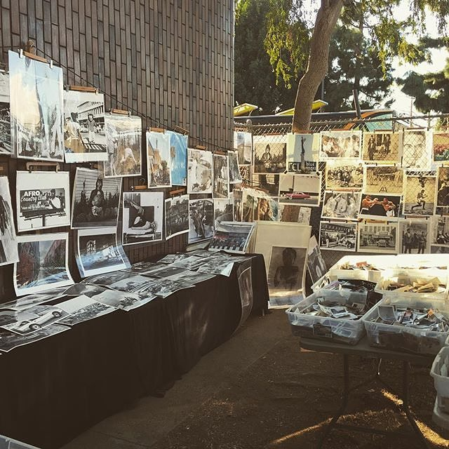 The Photo Man's booth looks awesome! He's here with his team every Sunday selling original photography prints and found photos in B68 by the men's restroom. : @mayriss #MTPfairfax #ShopLocal #melrosetradingpost #melrose #fairfax #fleamarket #losangeles #california #sundayfunday #photoart #photography #shoplocalLA