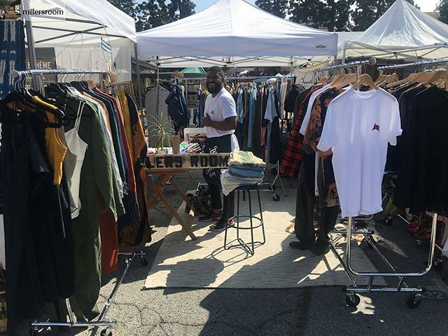 Do you know about @millersroom? #sundaysatmillersroom #Melrosetradingpost #Mtpfairfax #melrose #fairfax #fleamarket #losangeles #california #Sundayfunday #shoplocalla #sundayinla #shoplocal