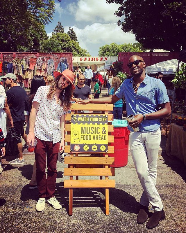 Musicians are an important part of the Greenway Arts programming at the Melrose Trading Post. Sundays are meant to be spent with live music and sunshine!#Repost from @cgwmusic ... Amazing vibes on Sunday as per usual at @melrosetradingpost. Be sure to check out my friend @katieferraramusic ! She also plays at melrose and made an awesome video documenting a typical day at the market! (I pop in at the end ) #melrose #melrosetradingpost #losangeles #california #Sundayfunday #shoplocalla #sundayinla #shoplocal #Musicofmtp #livemusic #melrose #fairfax #fleamarket #onlyinla