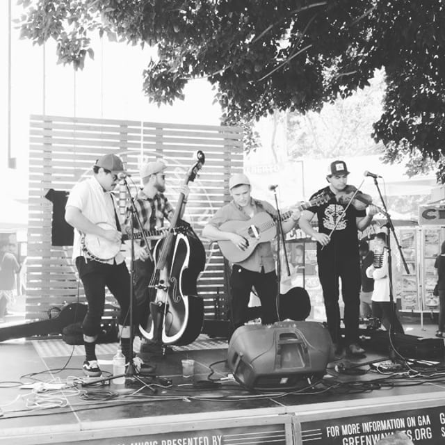 @bigbadrooster we think you guys ROCK! Thank you for killing it on the Greenway Arts main stage! #melrosetradingpost #mtpfairfax #lamusic #musicofmtp