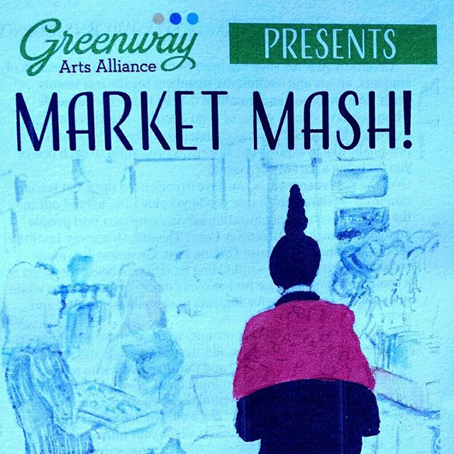 Event Programs There is so much going in this Sunday at the #MelroseTradingPost, and we can't wait for you to experience it all! #GreenwayArts #GreenwayTwenty#melrose #fairfax #fleamarket #losangeles #california #Sundayfunday #shelleytheartist