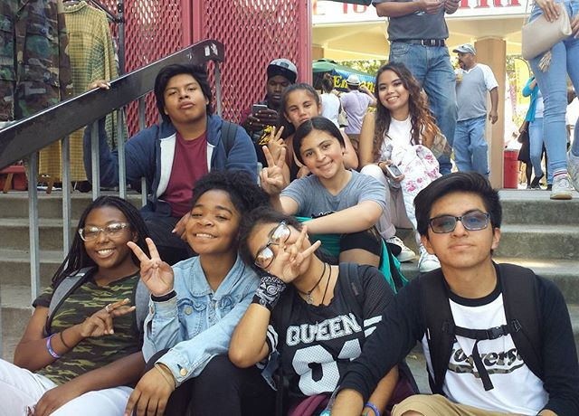 Did you guys check out the Hip-hop dance team's performance? The best of the best ~Nikka