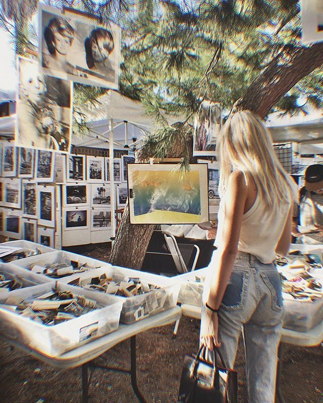Come get lost in the wonders of the market! Will we see you this Sunday? : @alexgascoine #melrosetradingpost #mtpfairfax #fleamarket #sundayfunday #losangeles #california #melrose #fairfax #vintage #photography