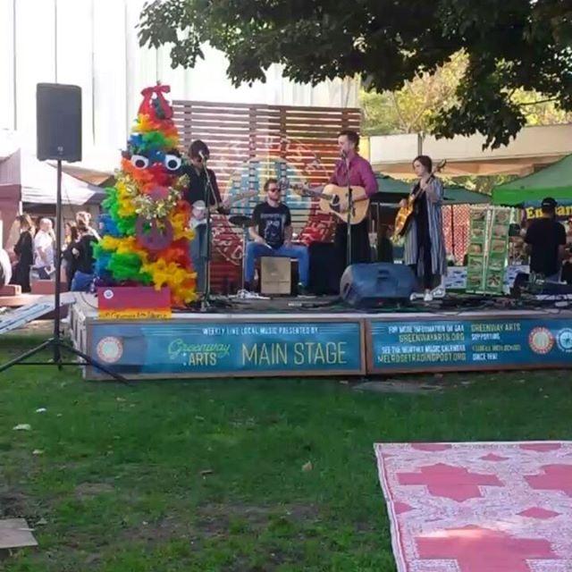 @chrisayer #Musicofmtp #melrosetradingpost #Mtpfairfax #fairfaxavenue #losangeles #california #FairfaxFlea #fleamarketsunday