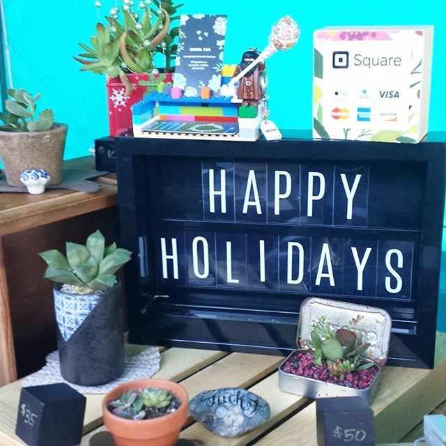 A message from R30 :) @happi_ness_handcrafted #melrosetradingpost #mtpfairfax #Melrose #fleamarket #losangeles #photography #california #ShopLocalLA