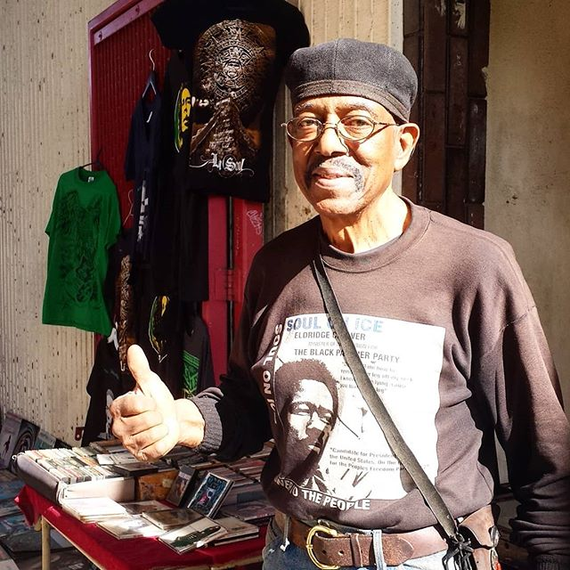 Thumbs up! from B69 #melrosetradingpost #mtpfairfax #Melrose #fairfax #fleamarket #losangeles #california #Sundayfunday #fleamarket