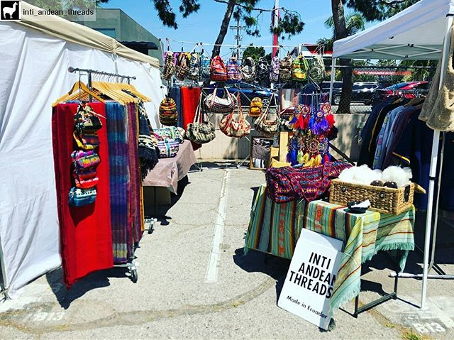 #Repost from @inti_andean_threads with @regram.app ... Stop by the @melrosetradingpost this afternoon and check out some cool Ecuadorian gear for your next adventure! We're in booth B13 until 5pm today! #MTPFairfax #thingstodoinLA #melroseavenue #melrosetradingpost #boho #bohochic #losangeles #beverlyhills #weho #miraclemile #sundayafternoon #giftideas #alpacawool #alpaca #MadeInEcuador #bohostyle #interiordesign #homedecor