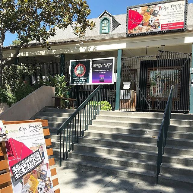 Did you know that we have a 99 seat professional theater!? It is the @greenwaycourttheatre on Fairfax and Clinton, right next to the market!There are only 4 performances left for Ripe Frenzy at the Greenway Court Theatre, an LA Times Critic's Choice — see you this weekend! Visit the theater's website for details. Friday at 8:00 PMSaturday at 2:00 and 8:00 PMSunday at 4:00 PM🎟#greenwaycourttheatre #losangeles #linkinbio #greenwayarts #closingweekend #lathtr #tickets #closing #finalweekend #final #everytownforgunsafety #momsdemandaction #guncontrol #ripefrenzy