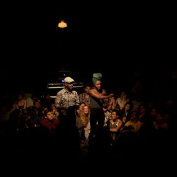 Poetry Lounge June 2015