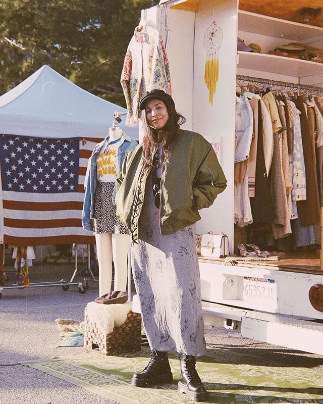 See you tomorrow LA!!Repost from @iammuseshop:Rain or shine , see you all tomorrowSpace G16 from 9-5pm Photo credit : @ny87days ...#sunday #melrosetradingpost #iammuseshop #vintage #fashion #style #shop #shoplocal #shopsmallbusiness #stepvan #steptruck #mobile #mobileshop #photo #love #melrose #fairfax #fleamarket #losangeles #sundayinla #sundayfunday #peopleofmtp