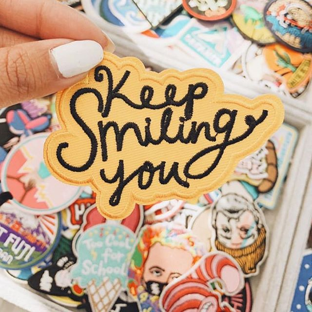 Sending you Tuesday positivity...Sunday will be here soon • • •. Photo: @_justinecayabyab #smile #positivevibes #vibes #sundayfunday #melrosetradingpost #losangeles ## #melrose #shoplocal #glow